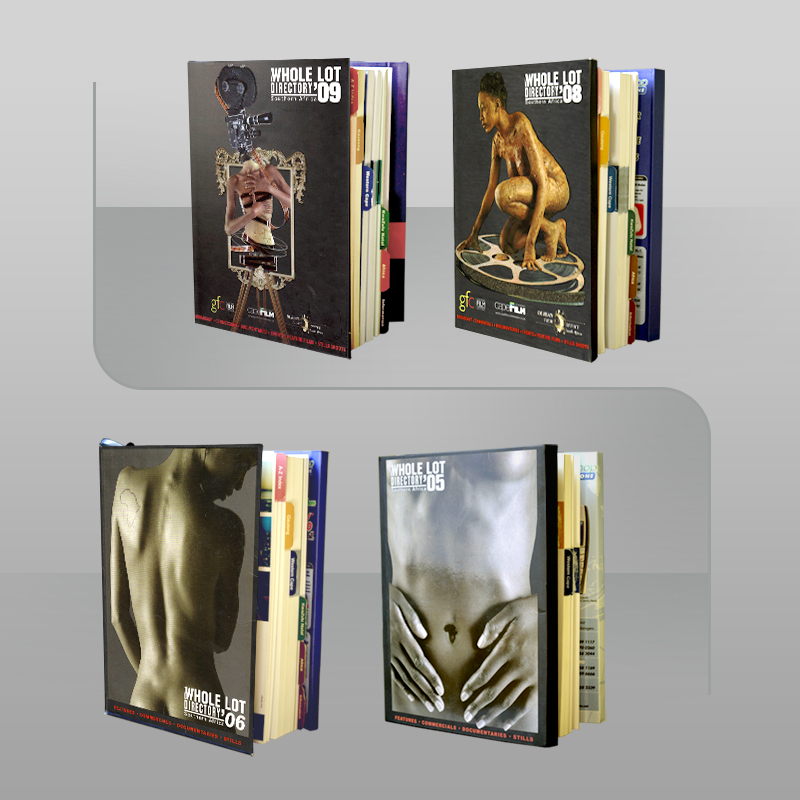 Whole Lot Directory books